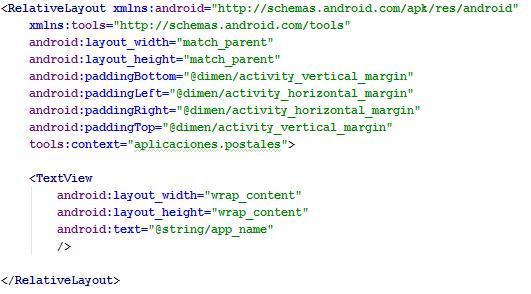 Estructura Básica de un proyecto en Android